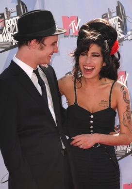 Amy Winehouse Rencanakan Pernikahan Kedua Dengan Blake Fielder Civil Trax Fm