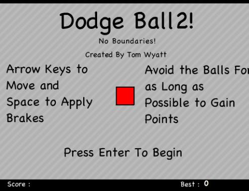 Dodge Ball 2