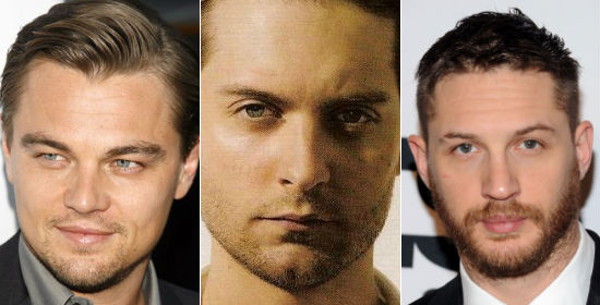 DiCaprio-Maguire-Hardy