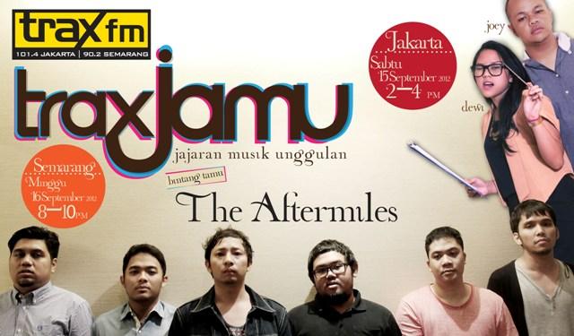 TraxFM news Aftermiles
