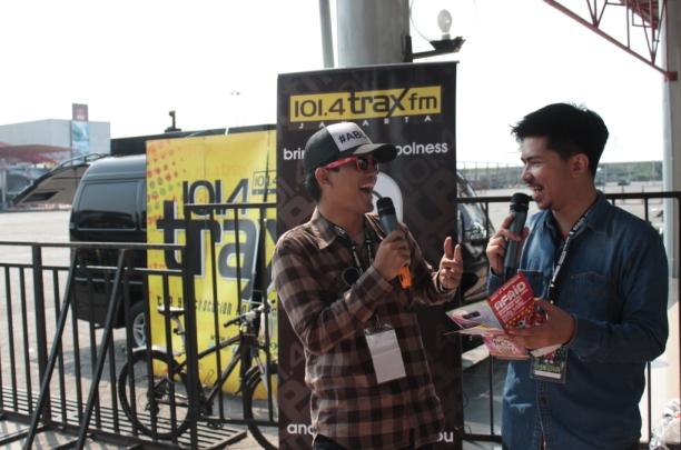 TraxFM news IRO1