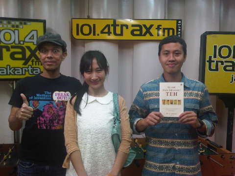TraxFM news RatnaS
