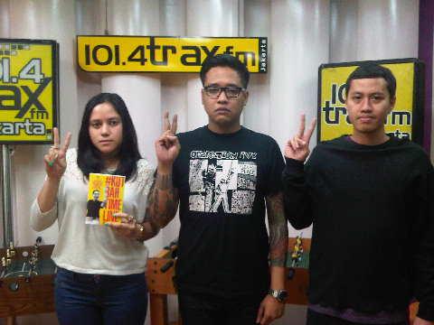 TraxFM news KotbahTimeline