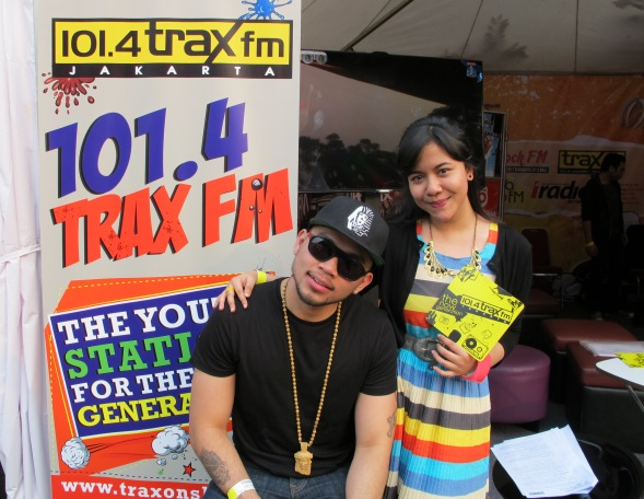 TraxFM news LiveBroadcastADW