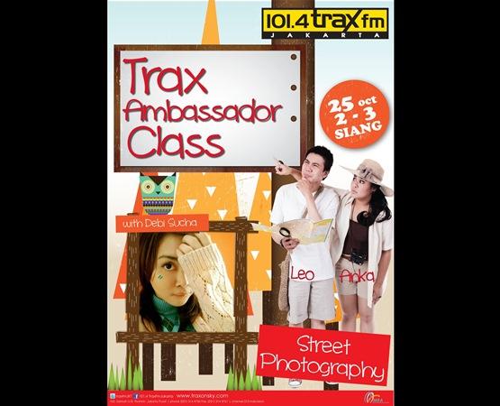TraxFM news StreetPhotography