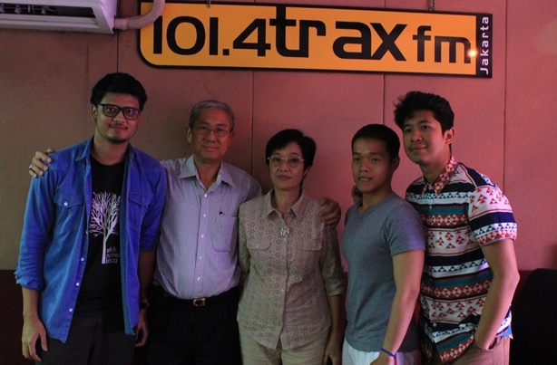 TraxFM news TaiChi