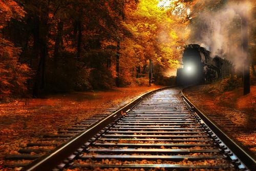 Kereta api episode 1