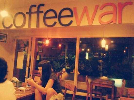 Coffee War Kemang