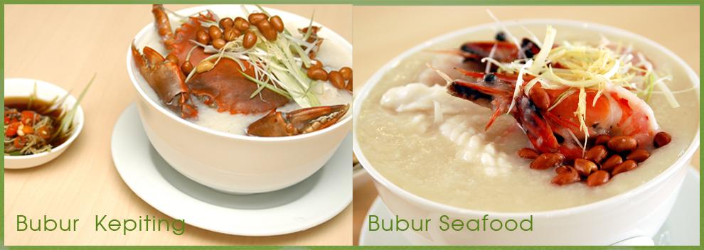 Kwang Tung Nikmatnya makan bubur