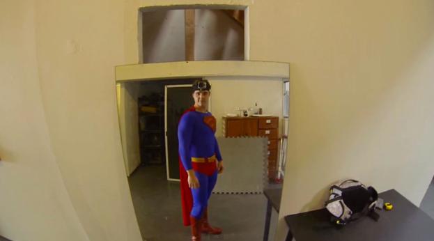 video superman
