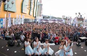 Artist Performances di Ennichisai 2015
