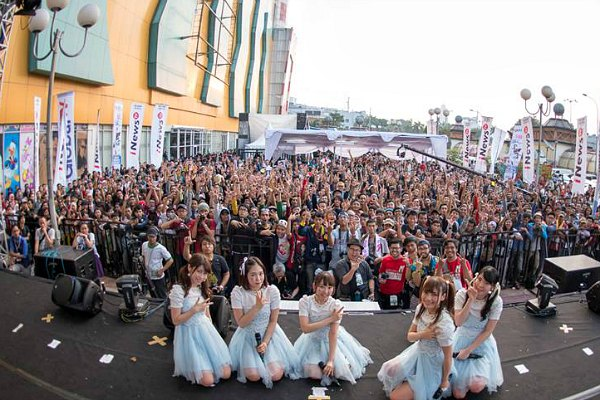Artist Performances di Ennichisai 2015