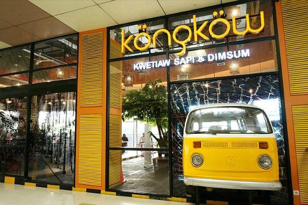 kongkow restaurant