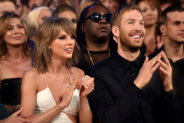 Taylor Swift dan Calvin Harris