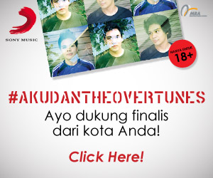 AKU DAN THE OVERTUNES