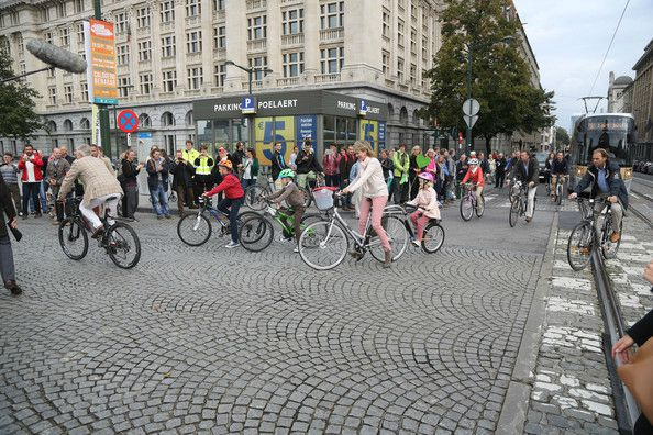 Car Free Day di Brussel