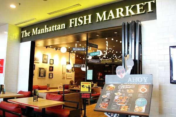 Restoran The Manhattan Fish Market di Grand Indonesia