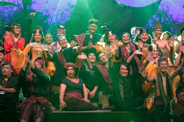Drama musikal Janji Toba