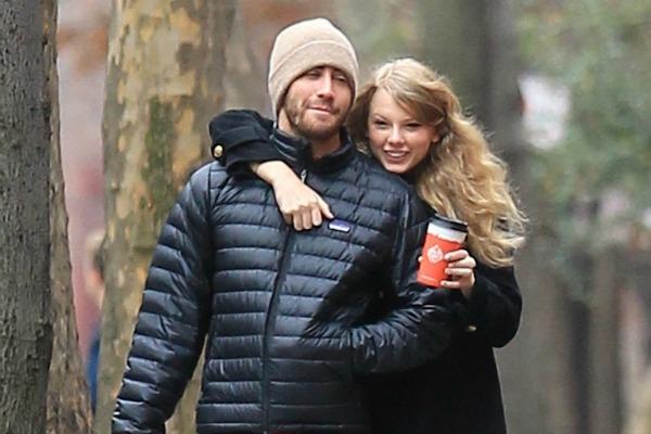 Taylor Swift - Jake Gyllenhaal semasa pacaran