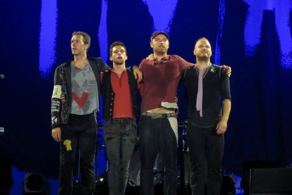 Coldplay nominasi BRIT Awards 2016
