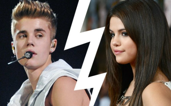 Justin Bieber dan Selena Gomez putus