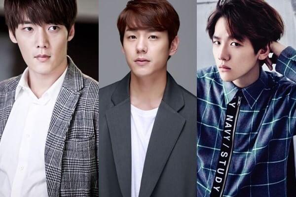 Kwak Si Yang, Baekhyun EXO dan Choi Jin Hyuk