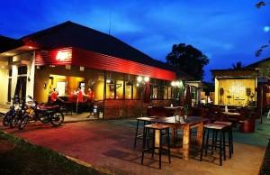 Bingen Cafe Palembang 1