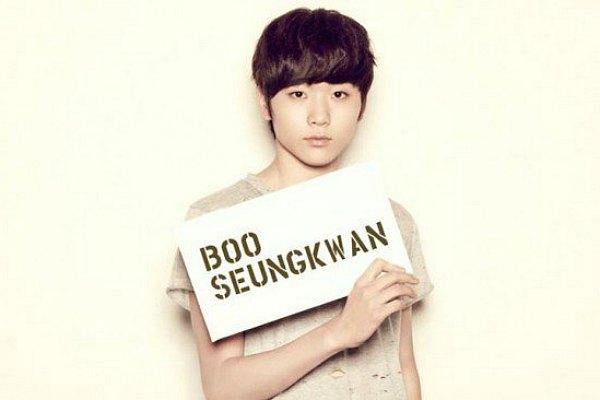 Boo Seungkwan