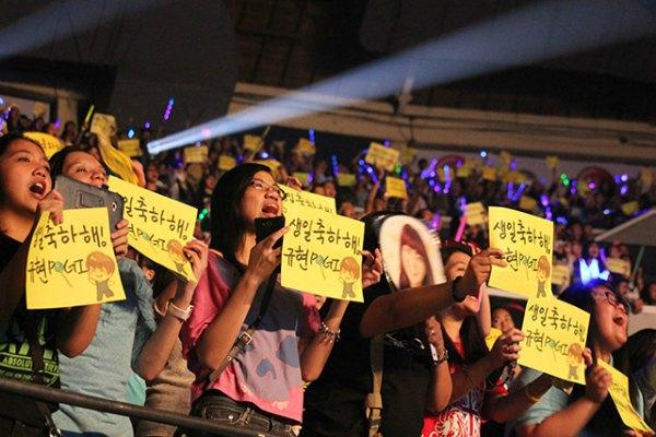 Fans Kpop