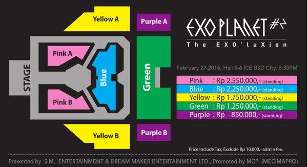 Tiket-EXO
