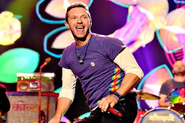 Chris Martin - People