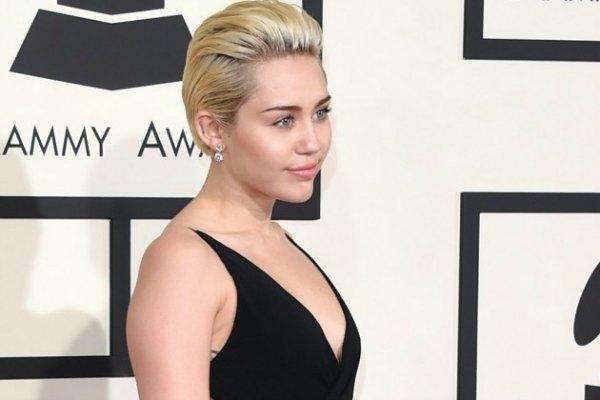 Miley Cyrus at Grammy