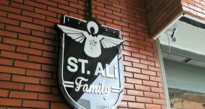 St.ALi Store in Setiabudi One