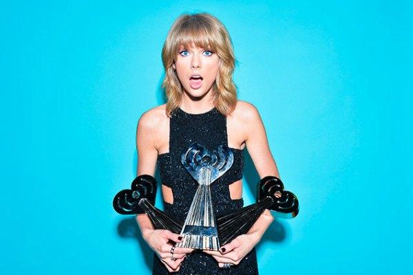 Taylor Swift at iHeart Radio Music Festioval 2015   Billboard