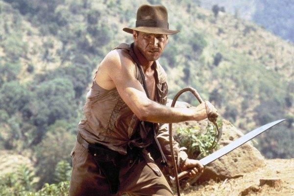 Harrison Ford telah berperan menjadi Indiana Jones sejak film pertama, Raiders of the Lost Ark tahun 1981