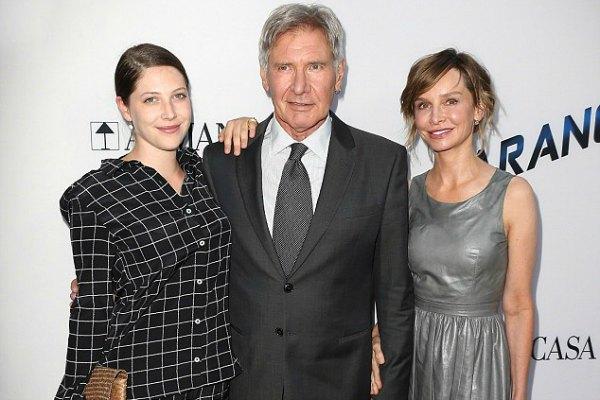 Radio Anak Muda_Georgia Ford, Harrison Ford, dan Calista Flockhart