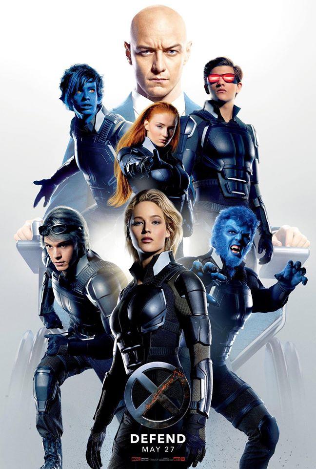 Radio Anak Muda_The X-Men