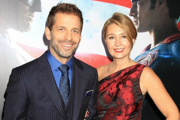 Radio Anak Muda_Zack Snyder dan Deborah Snyder