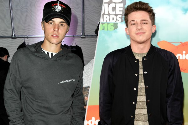 Justin Bieber X Charlie Puth | People.com