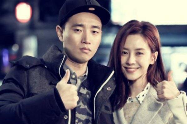 Gary dan Song Ji Hyo