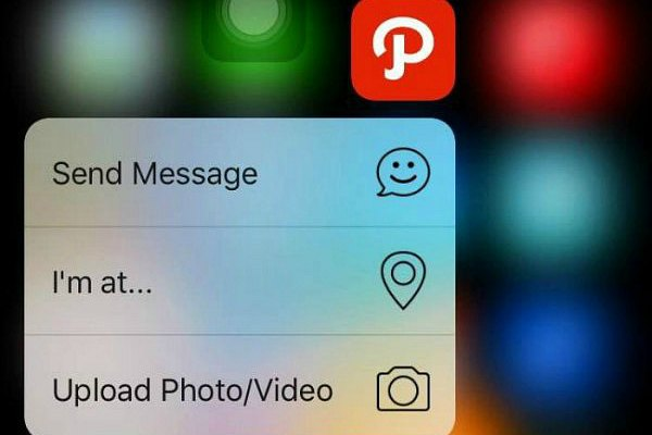 Fitur 3D Touch