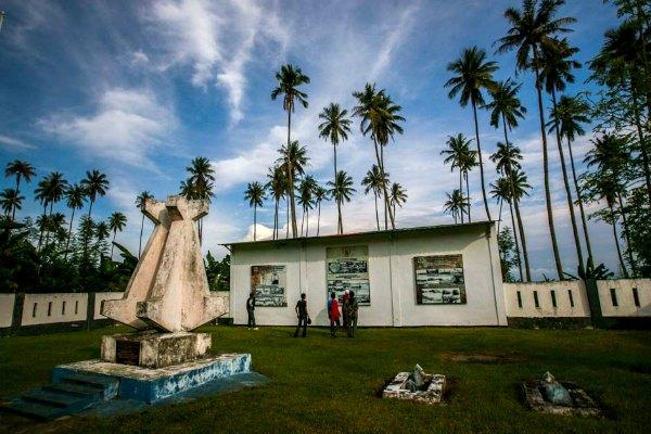 Museum Perang Dunia II, cagar budaya sebagai pengingat kita akan kejadian bersejarah di Morotai