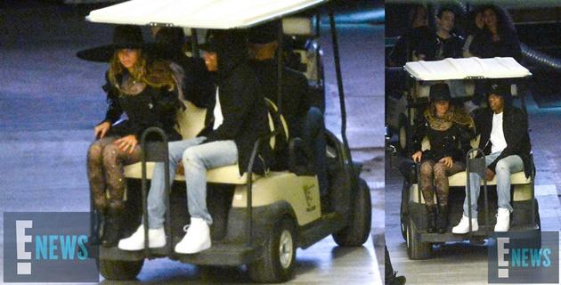 Radio Anak Muda_Bantah rumor, Jay Z selalu ada di samping Beyonce yang sibuk mempersiapkan konser | E!News