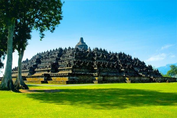 Radio Anak Muda_Candi Borobudur 101