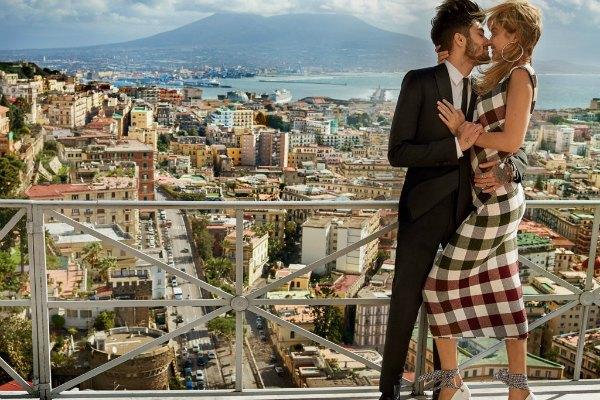 Radio Anak Muda_Gigi Hadid & Zayn Malik | Vogue - Mario Testino
