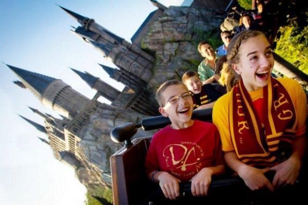 Radio Anak Muda_Siapkah kamu menjelajahi dunia Harry Potter??