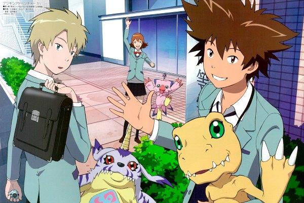 Radio Anak Muda_Digimon Adventure Tri