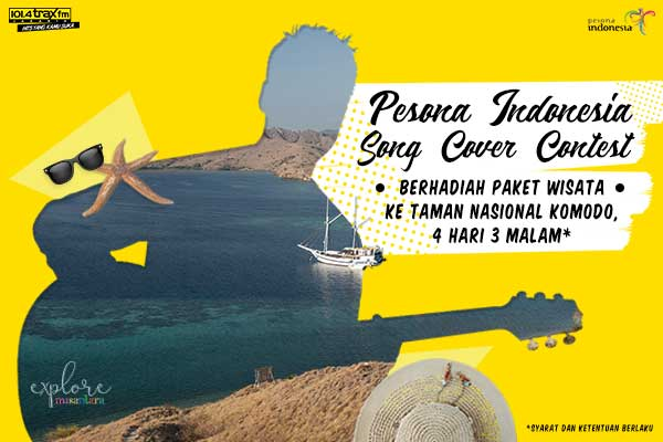 Pesona Indonesia Song Cover Contest