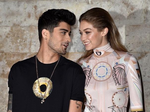 Radio Anak Muda_Zayn Malik & Gigi Hadid