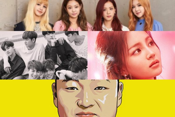 Dunia KPop_YG Entertainment